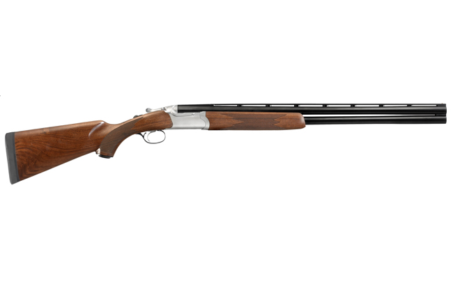 Redesigned Ruger Red Label profile