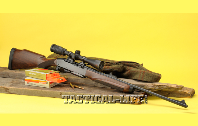Rem 750 Woodmaster