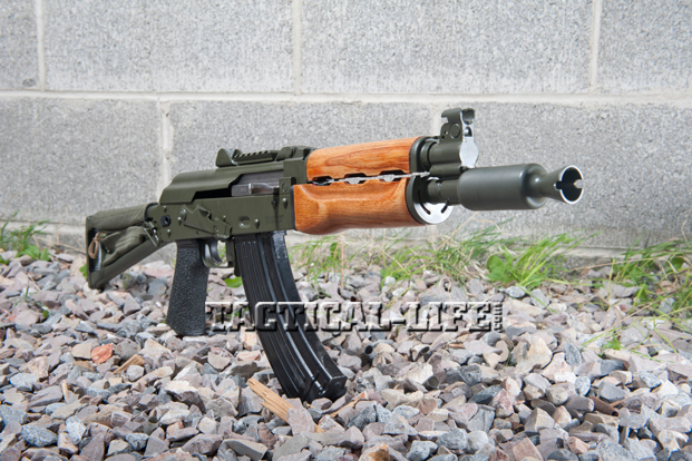 Rifle Dynamics M92 Side-Folder