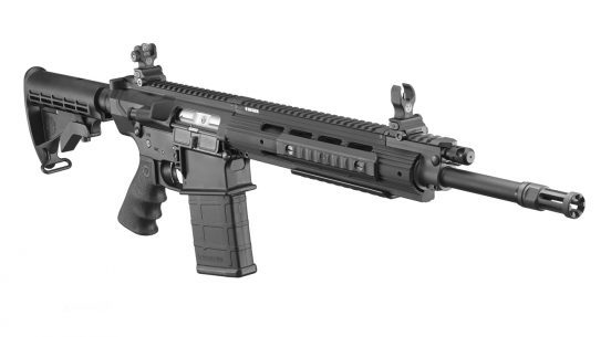 Ruger SR-762 Piston-Driven Rifle
