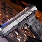 Combat Handguns Ruger-SR45