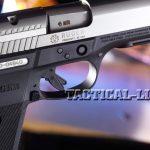 Combat Handguns Ruger-SR45-Trigger