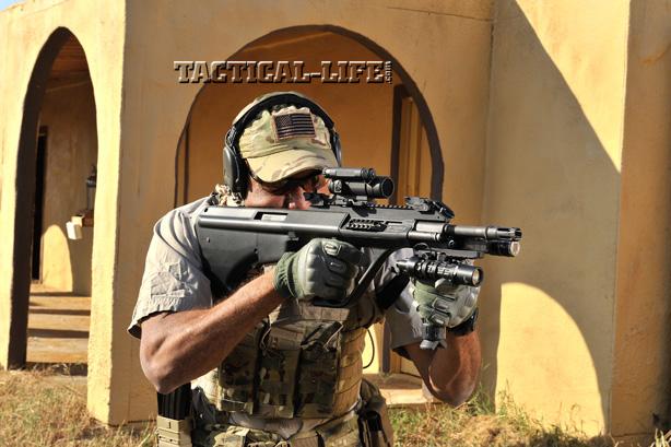 STEYR AUG A3 NATO combat