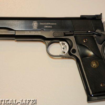 Wilson Combats Hackathorn Special 1911   .45 ACP Handgun
