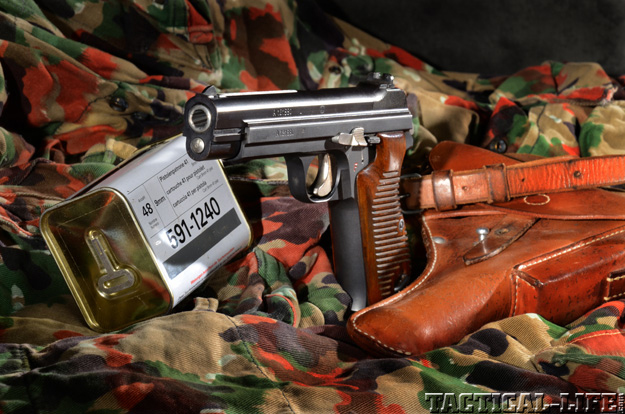 Sig Sauer P210 Swiss Army P49