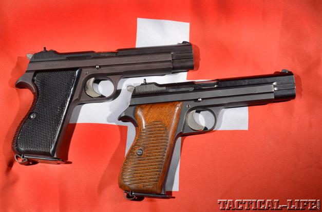 Sig Sauer P210 Swiss P49