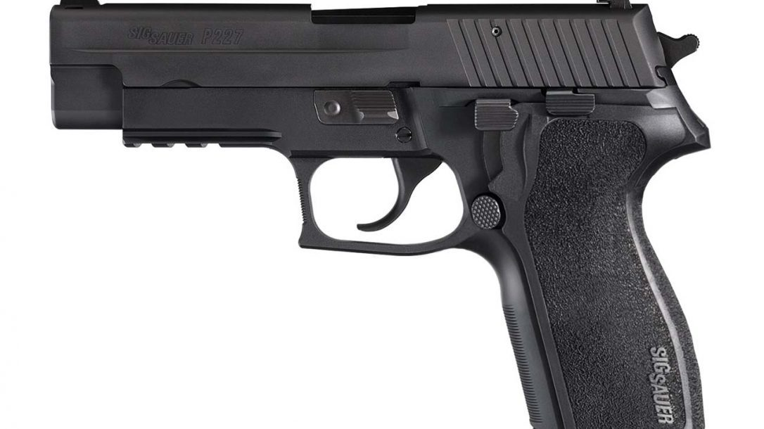 Sig Sauer P227 Named Duty Weapon for Indiana State Police