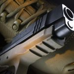 Smith & Wesson M&P45 Picatinny rail