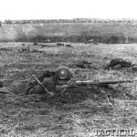 Soldier Shooting Mosin-Nagant