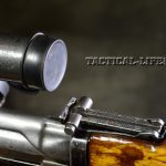 Soviet Weapons Dragunov Sniper Rifle adjustable sights