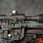Soviet Weapons Dragunov Sniper Rifle scope