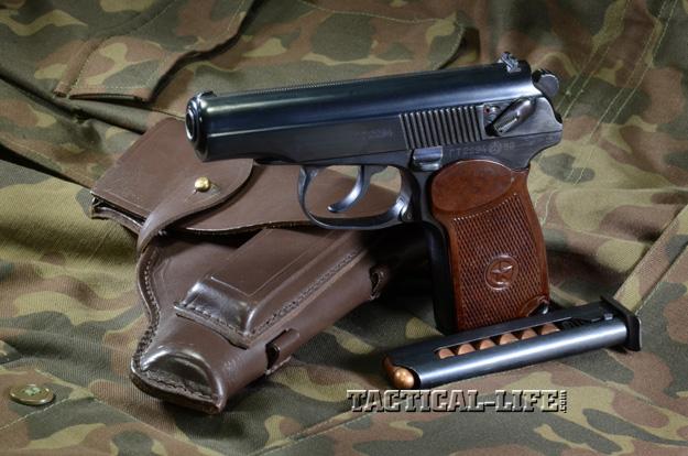 Soviet Weapons Makarov Pistol