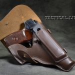 Soviet Weapons Makarov holstered