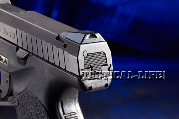 Combat Handguns Steyr-L9-A1-rear-sight