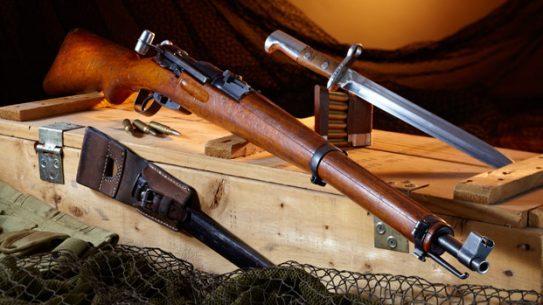 Swiss Karabiner 1931 Rifle
