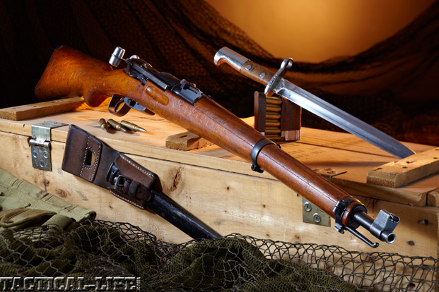 Swiss Karabiner 1931 Rifle