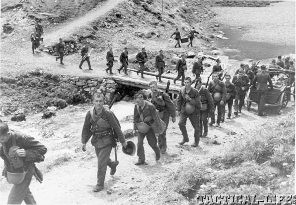 Swiss Soldiers Karabiner 1931