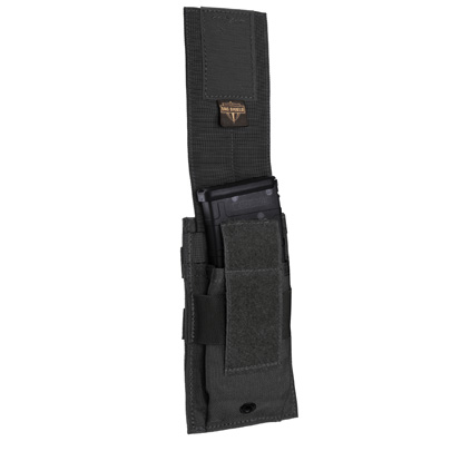 TAC SHIELD BLACK PRODUCT Single Rifle Pouch