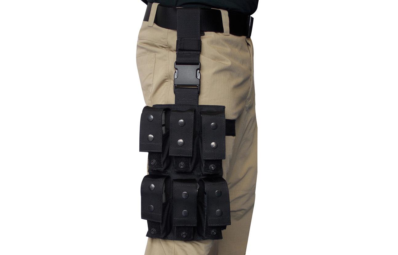 Tacprogear Universal Drop Leg Munitions Pouch