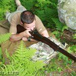 Testing M1903 Springfield