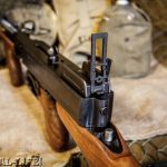 Thompson SMG Submachine Gun Sight