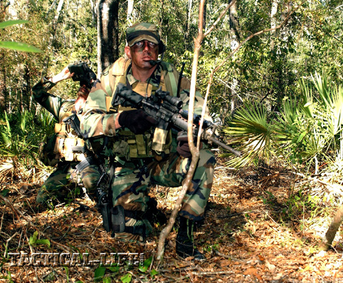 USAF Special Operations Weather Combat Support