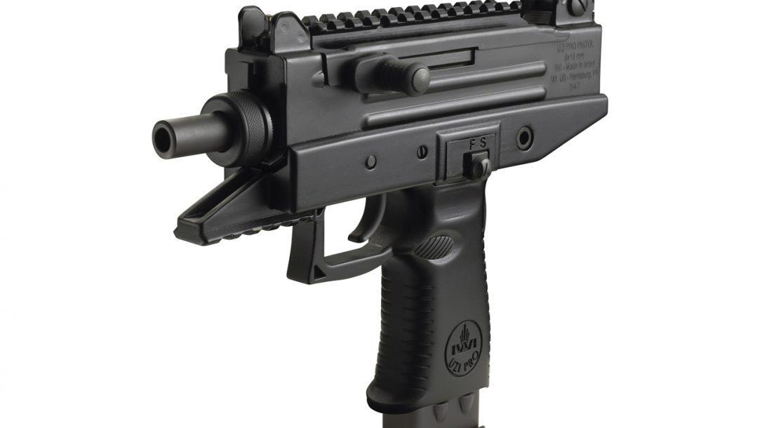 IWI Uzi Pro Semi-Auto Pistol