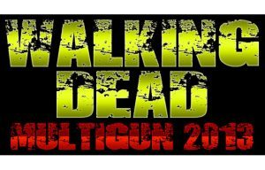 Walking Dead MultiGun 2013