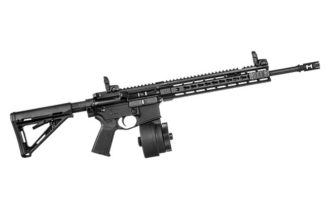 X Products PWS Rifle with X-15