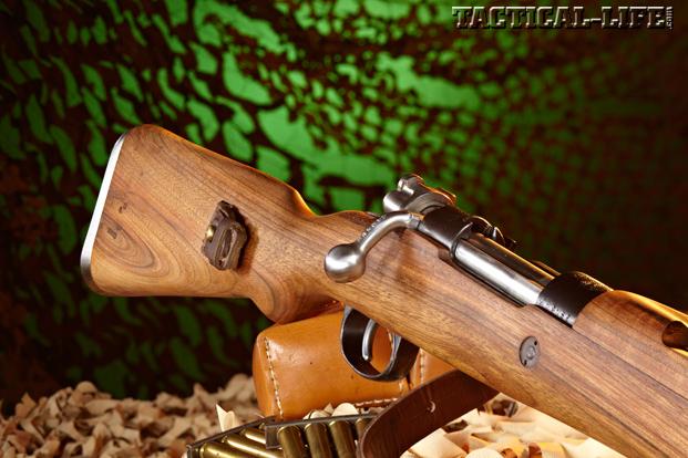 Yugo M48A Mauser Buttstocks