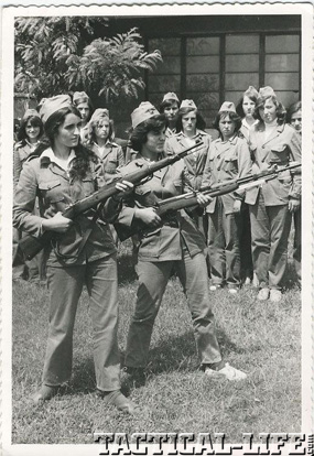 Yugo M59 Female Soldiers
