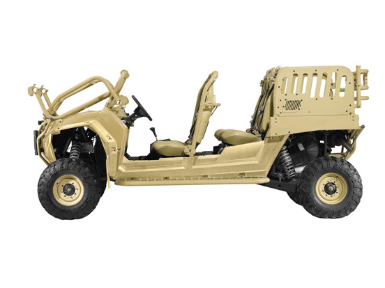Polaris USSOCOM All Terrain Vehicles