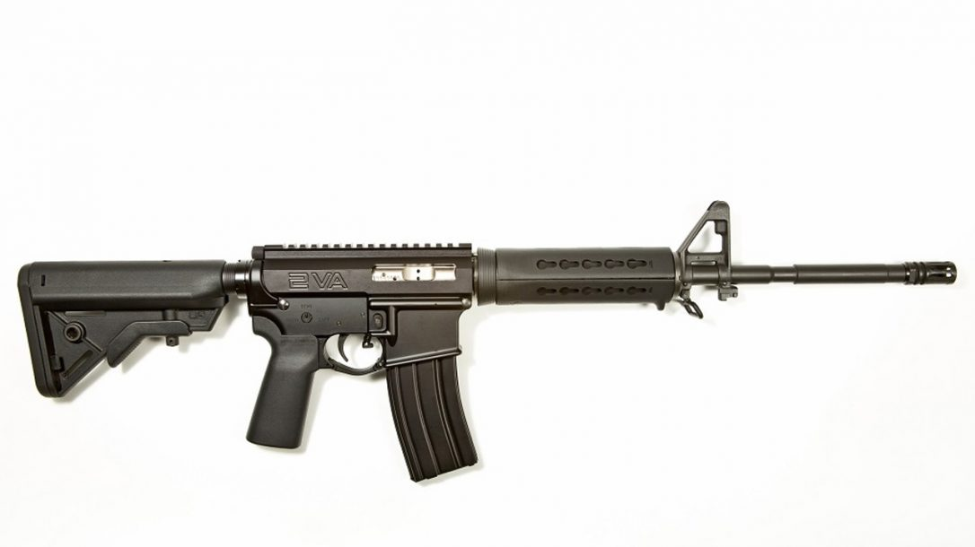 2 Vets Arms 5.56 Bravo Rifle Full Profile