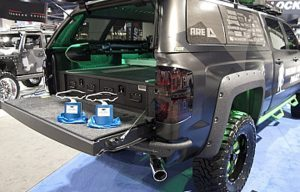 A.R.E. Wounded Warrior Truck Wins GM Design Awards