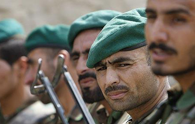 Afghan Forces Holding Ground, But Require More Support