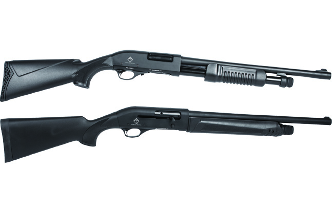 American Tactical Imports TAC-SX2 and TAC-PX2 12-Gauge Shotguns