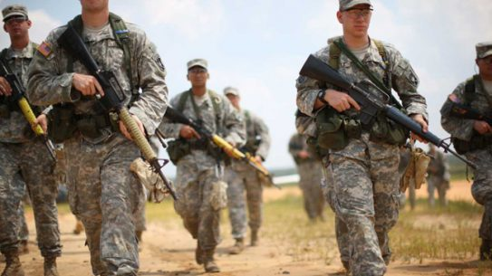 Army Squad Size May Be Reduced