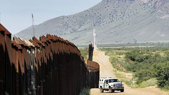 Border Patrol Maintain Authorization to Use Deadly Force