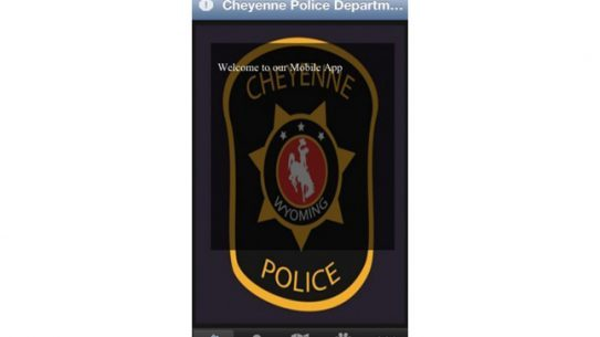 Cheyenne Police Department App