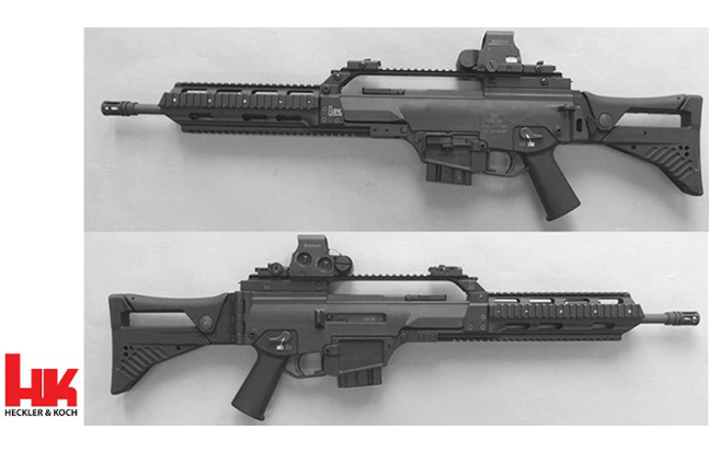 Civilian Variant of Heckler & Koch G36 in the Works