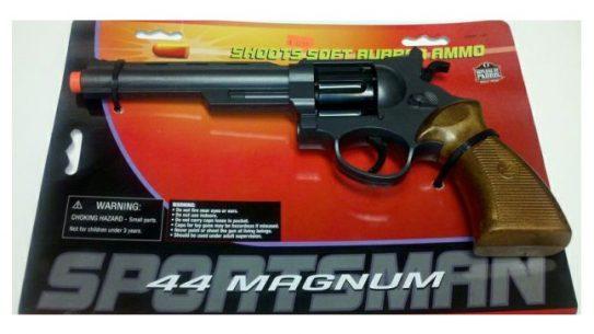 Colorado Man Points Toy Gun at Cop as Halloween Gag