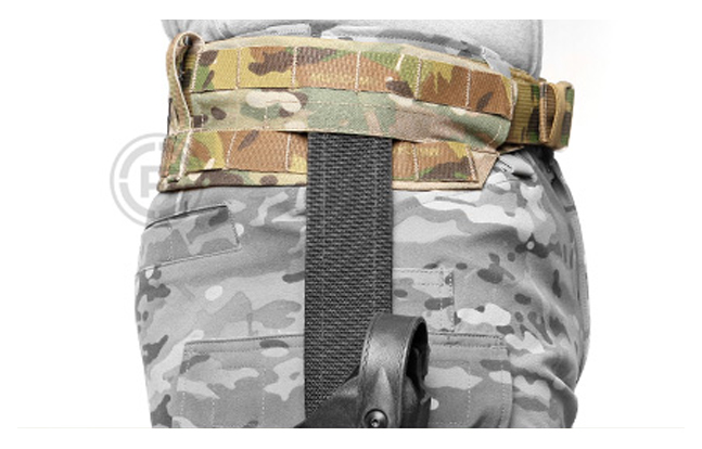 Crye Precision Modular Rigger's Belt with Drop Leg Holster