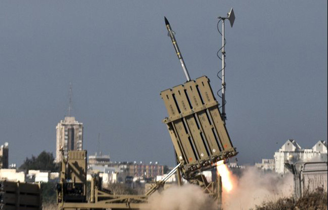 David's Sling Interceptor Missile Test a Success in Israel