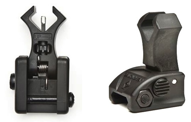 Diamondhead Diamond Polymer Sights - Front