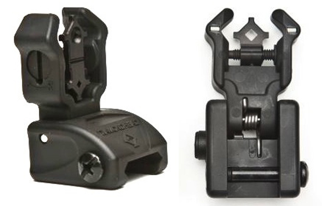 Diamondhead Diamond Polymer Sights Rear