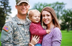 DoD Recognizes Military Family Month