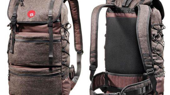 Gaston J. Glock Style LP Loden Trekking Backpack