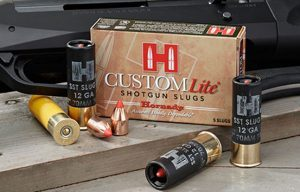 Hornady Custom Lite Slugs