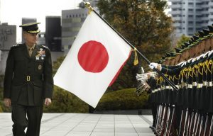 Japanese Defense Ministry Looks Abroad for Increased Capabilites