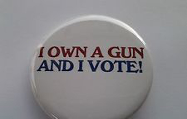 Kansas May to Allow CCW at Polling Places